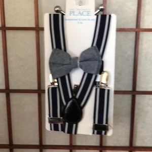 The place children's suspender size 7 14